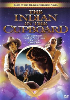 The Indian in the Cupboard movie poster (1995) poster MOV_ee8915f6