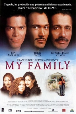 My Family movie poster (1995) poster MOV_ee8a7a6e