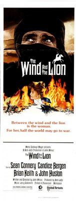The Wind and the Lion movie poster (1975) poster MOV_ee8c5cc5