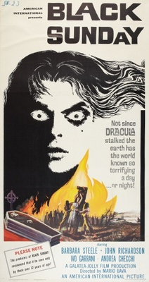 Maschera del demonio, La movie poster (1960) poster MOV_ee8edf0d