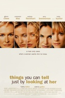 Things You Can Tell Just By Looking At Her movie poster (2000) picture MOV_ee9390dc
