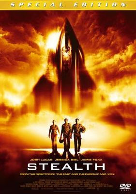 Stealth movie poster (2005) poster MOV_ee971fc5