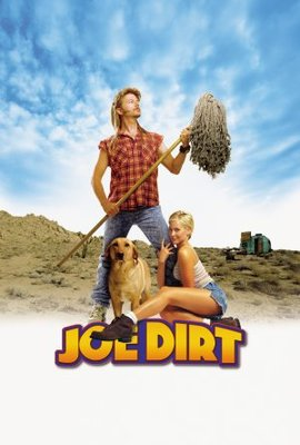Joe Dirt movie poster (2001) poster MOV_ee9c3cda
