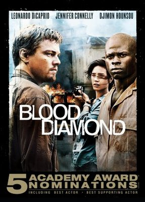 Blood Diamond movie poster (2006) poster MOV_eea00768