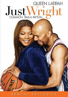 Just Wright movie poster (2010) poster MOV_eea039cc