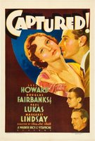 Captured! movie poster (1933) picture MOV_eea3cdfa