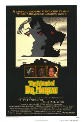 The Island of Dr. Moreau movie poster (1977) poster MOV_eea4d556