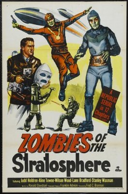 Zombies of the Stratosphere movie poster (1952) poster MOV_eea581c6