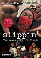 Slippin': Ten Years with the Bloods movie poster (2005) picture MOV_eeabf0f2