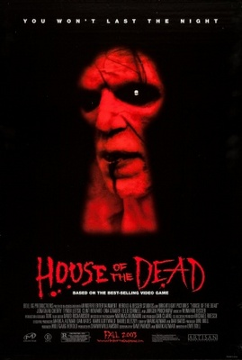 House of the Dead movie poster (2003) poster MOV_eeae6de2