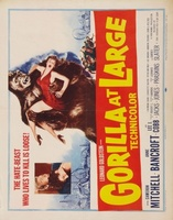 Gorilla at Large movie poster (1954) picture MOV_eeb43f39