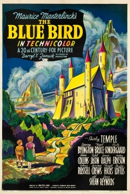 The Blue Bird movie poster (1940) poster MOV_eeb49ab5