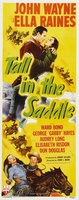 Tall in the Saddle movie poster (1944) picture MOV_eeb65a13