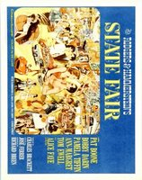 State Fair movie poster (1962) picture MOV_eeb7563d