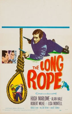 The Long Rope movie poster (1961) poster MOV_eeb8f147