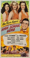 High School Hero movie poster (1946) picture MOV_eebcccef