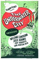 The Underwater City movie poster (1962) picture MOV_eec6ecd4