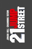 21 Jump Street movie poster (2012) picture MOV_4b14e349