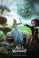 Alice in Wonderland movie poster (2010) picture MOV_eecc053d