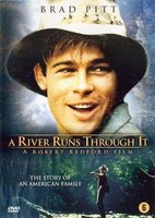A River Runs Through It movie poster (1992) picture MOV_eece0a2e