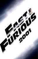 The Fast and the Furious movie poster (2001) picture MOV_eece62c8