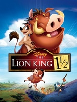 The Lion King 1½ movie poster (2004) picture MOV_eed7f6c5