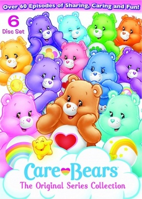 The Care Bears movie poster (1985) poster MOV_eeda1a7d