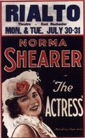 The Actress movie poster (1928) picture MOV_eedfd1bd