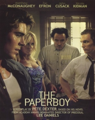 The Paperboy movie poster (2012) poster MOV_eee6bb1a