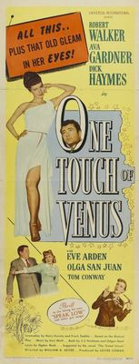 One Touch of Venus movie poster (1948) poster MOV_eeeea695