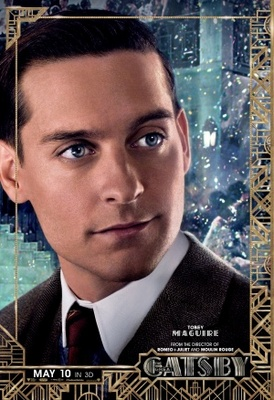 The Great Gatsby movie poster (2012) poster MOV_eeef41d6