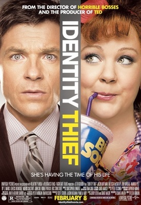 Identity Thief movie poster (2013) poster MOV_eef16e7b