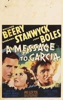 A Message to Garcia movie poster (1936) picture MOV_eef3f382