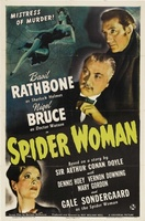 The Spider Woman movie poster (1944) picture MOV_eef4419e