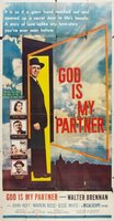 God Is My Partner movie poster (1957) picture MOV_eef5b175