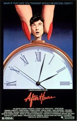 After Hours movie poster (1985) poster MOV_ef049c48