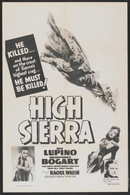 High Sierra movie poster (1941) poster MOV_ef0f311f