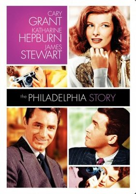 The Philadelphia Story movie poster (1940) poster MOV_ef10fcfd