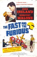 The Fast and the Furious movie poster (1955) picture MOV_ef13ecfc