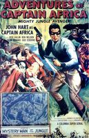 Adventures of Captain Africa, Mighty Jungle Avenger! movie poster (1955) picture MOV_ef157ef6