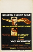 Goldfinger movie poster (1964) picture MOV_ef19a016