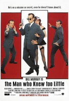 The Man Who Knew Too Little movie poster (1997) picture MOV_ef1b476f
