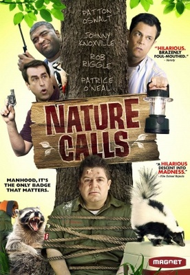 Nature Calls movie poster (2012) poster MOV_ef1c632c