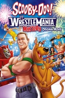 Scooby-Doo! WrestleMania Mystery movie poster (2014) picture MOV_ef1d36d9