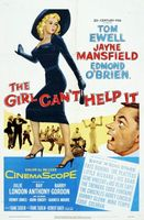 The Girl Can't Help It movie poster (1956) picture MOV_ef23a801