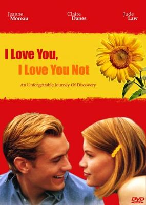 I Love You, I Love You Not movie poster (1996) poster MOV_ef30e732