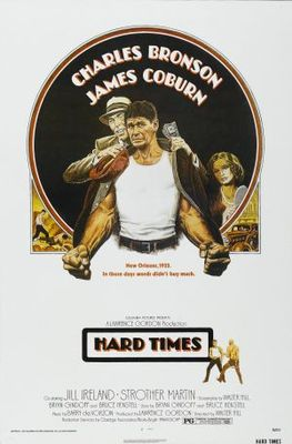 Hard Times movie poster (1975) poster MOV_ef348151