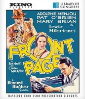 The Front Page movie poster (1931) picture MOV_ef3c96b3