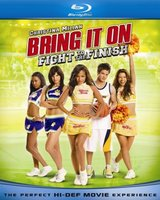 Bring It On: Fight to the Finish movie poster (2009) picture MOV_ef4f7949
