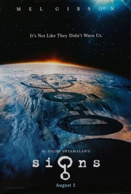 Signs movie poster (2002) poster MOV_ef5c3df3